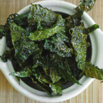 RECIPE: DOLCE DIET BAKED KALE CHIPS