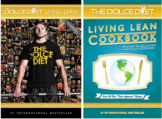 Both The Dolce Diet: LIVING LEAN and The Dolce Diet: LIVING LEAN COOKBOOK are #1 international bestsellers. Both are self-published with no marketing budget. The cookbook hit #1 on iTunes the first day of release. (Reputation.)