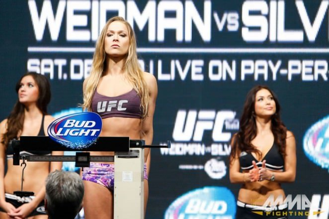 ronda-rousey-on-scale-mike-dolce-diet-ufc-168