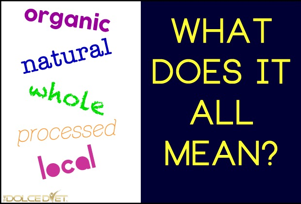 food-terminology