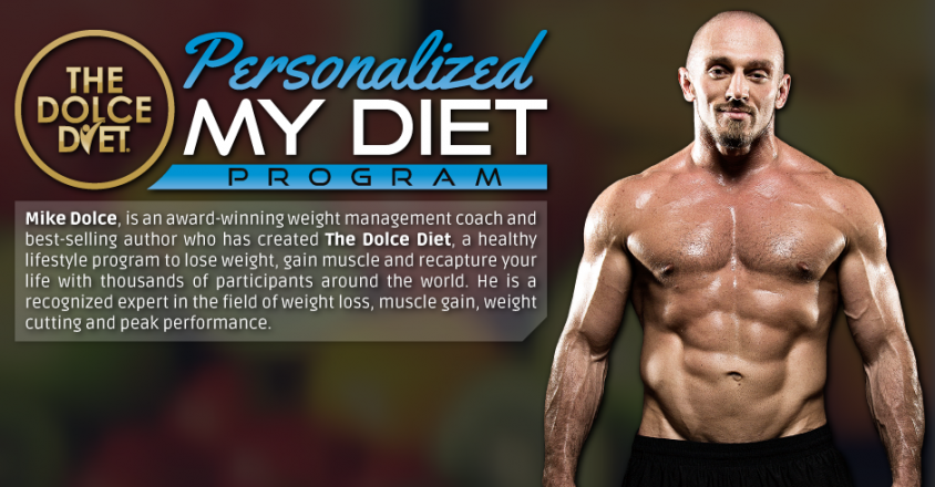 The dolce diet the dolce diet personalized my diet program dolce diet personalized my diet program malvernweather Image collections