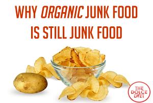Organic Junk Food Is Still Junk Food