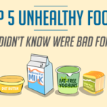 DOLCE LIFESTYLE: Top 5 Unhealthy Health Foods
