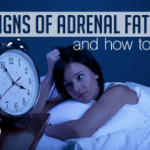 DOLCE LIFESTYLE: 10 Signs of Adrenal Fatigue