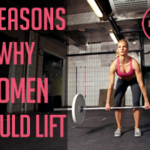 DOLCE LIFESTYLE: 6 Reasons Why Women Should Lift