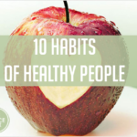 DOLCE LIFESTYLE: 10 Habits of Healthy People