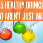 DOLCE LIFESTYLE: 5 Healthy Drinks That Aren't Water