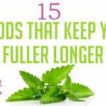 DOLCE LIFESTYLE: 15 Foods That Make You Feel Fuller Longer
