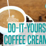 DOLCE LIFESTYLE: Homemade HEALTHY Coffee Creamer