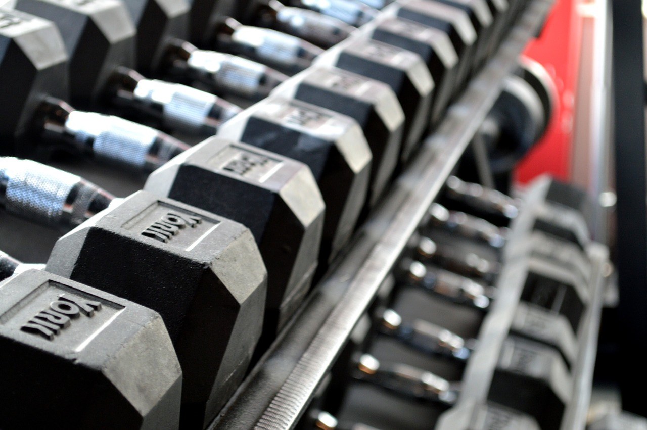 5 Best Dumbbell Exercises