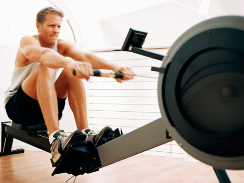 DOLCE DIET LIFESTYLE: Row to Improve Your Running