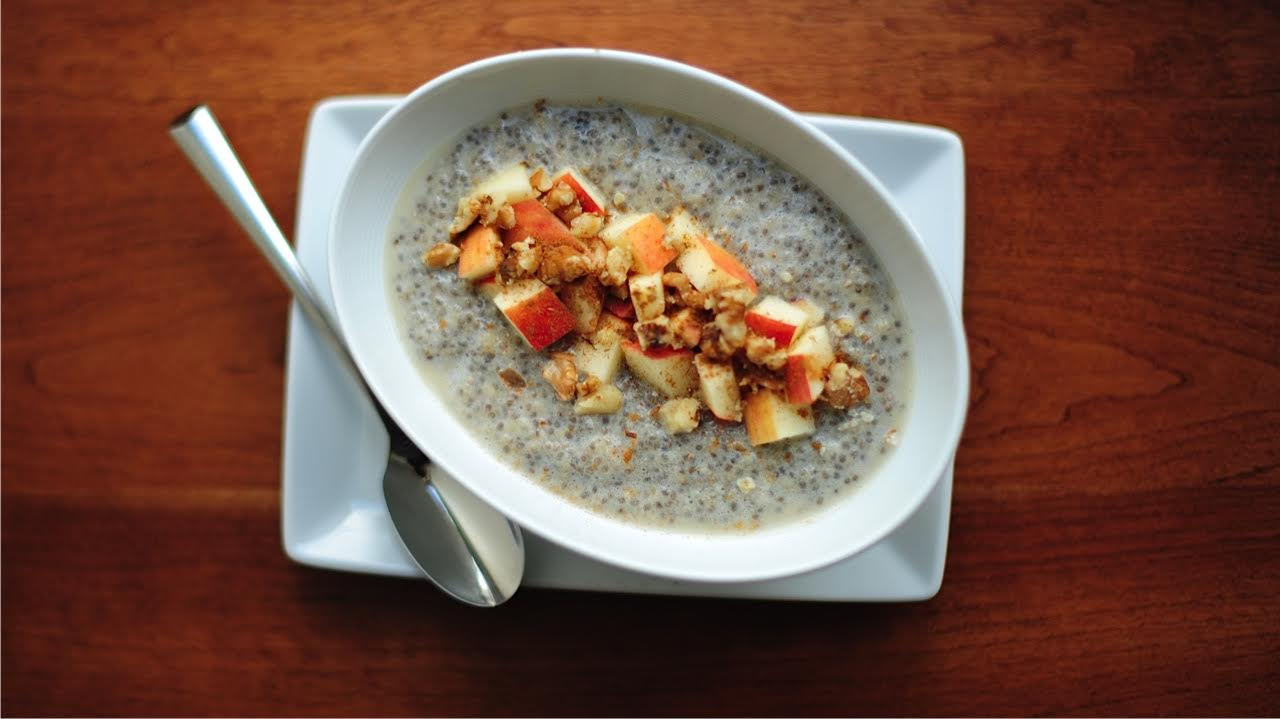 DOLCE DIET LIFESTYLE: Chia Pudding Dessert Recipes
