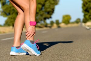 DOLCE DIET LIFESTYLE: Ankle Building Exercises