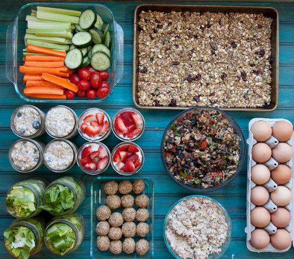 DOLCE DIET LIFESTYLE: MEAL PREPPING MADE EASY | The Dolce Diet