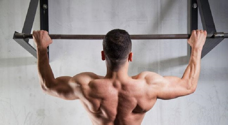 3 Moves to Light Up Your Lats