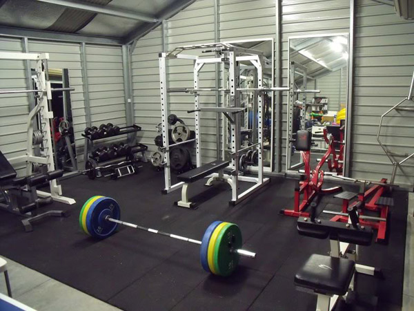 How to build a home gym the dolce diet for How to create a home gym