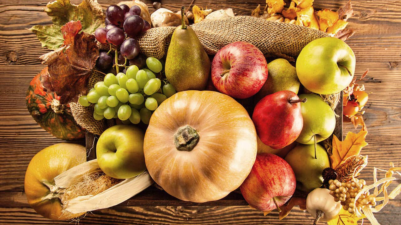 Don't Miss Out on the Benefits of Fall Produce
