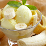 How to Make Homemade Banana Ice Cream