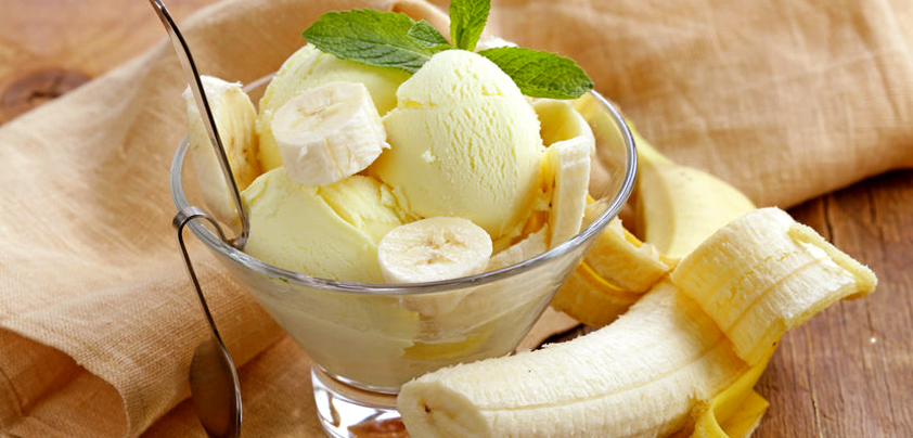 Image result for banana ice cream
