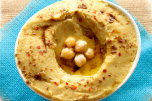 Dip In! Easy Hummus Recipe