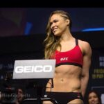 UFC 207: Ronda Rousey Makes Championship Weight of 135 lbs. (VIDEO)