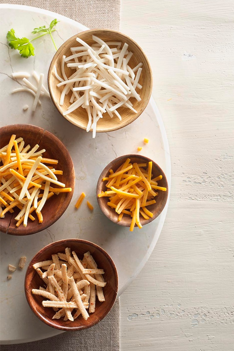 4 Tasty Cheese Alternatives
