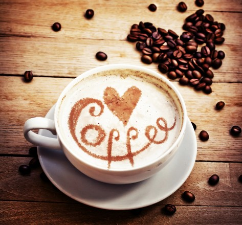 Image result for love coffee